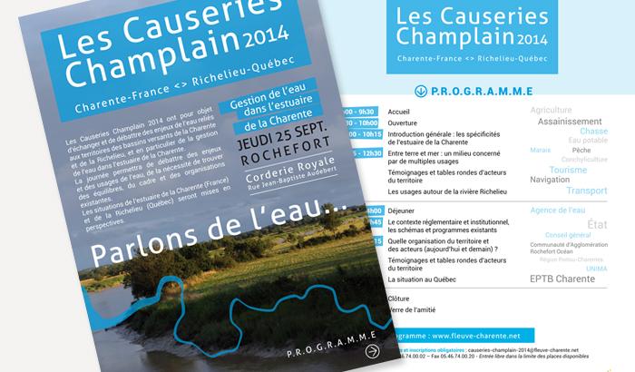 Les Causeries Champlain 2014