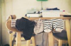 Boutique Léa Nature : chaussettes orphelines