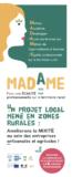 Kakemono projet MADAME